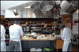 Sooke Harbor House - Vancouver Island, BC - Kitchen