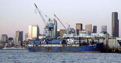 Todd Shippyards Seattle