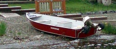 Duroboat Aluminum Skiff