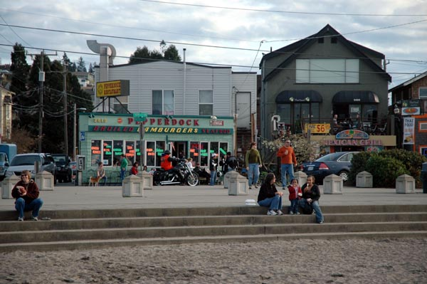 Restaurants On Alki Best Beach Cactus